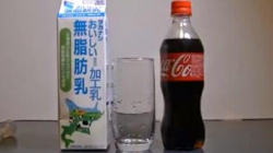 Coke and Milk