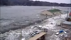 Tsunami Waters